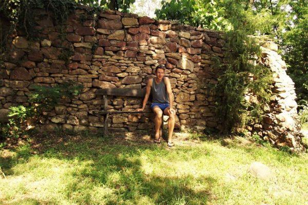 Balaton-felvidék Isten háta mögötti szegletében Halász Levente