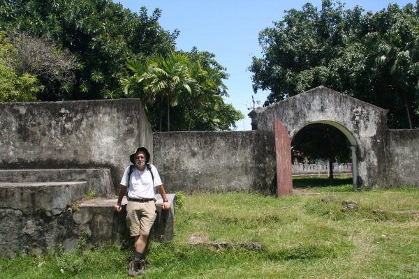 Indonézia Banda szigetek portugál erőd