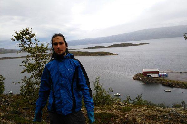 Lakselv, ahol először megláttam a Barents-tengert
