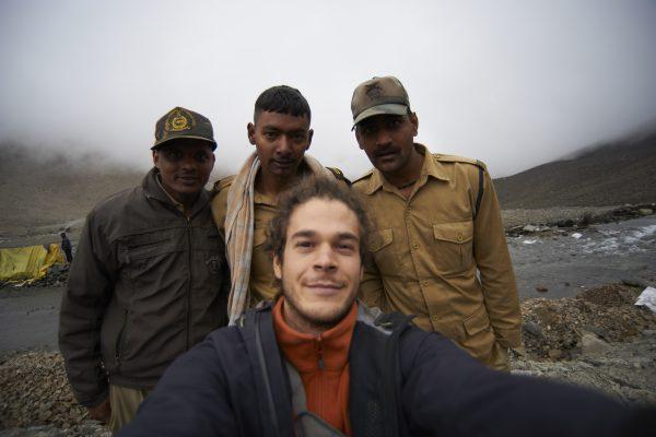Selfie_észak-indiában