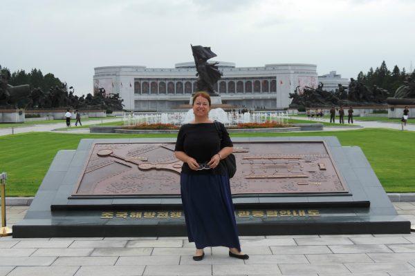 Victorious Fatherland Liberation War Museum, Pyongyang – A koreai háború múzeuma