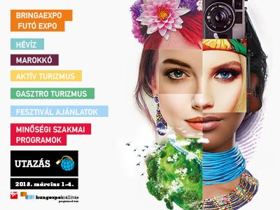 6. feszt Utazas kiállítás logo