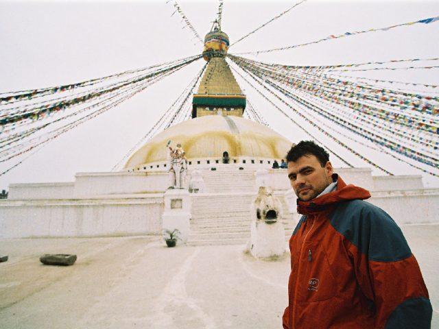 Kathmandu Baudha