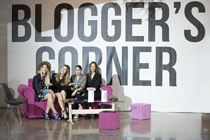 Blogger Corner a 8. fesztiválon