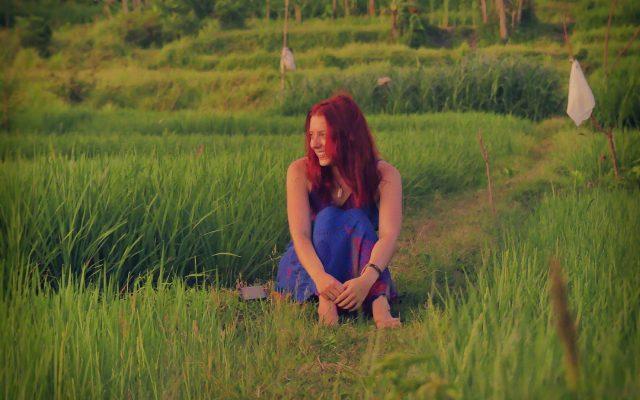 yogyakarta rizsföldek naplemente kicsi - Flóra az Óperencián-min