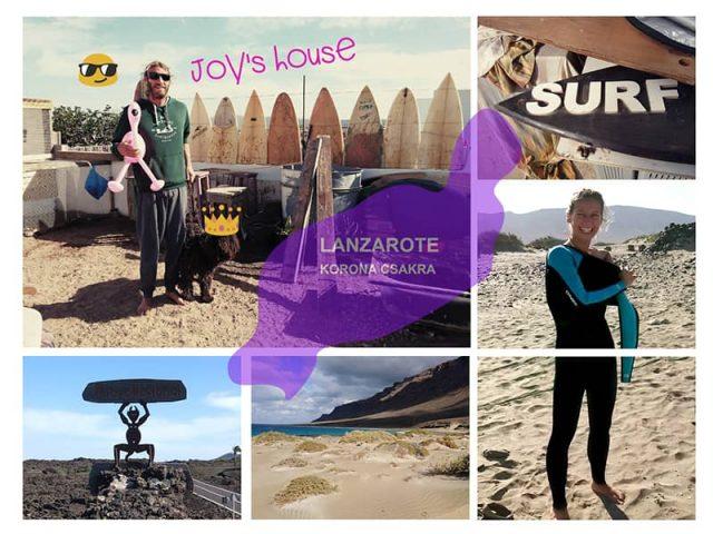 Lanzarote collage-min