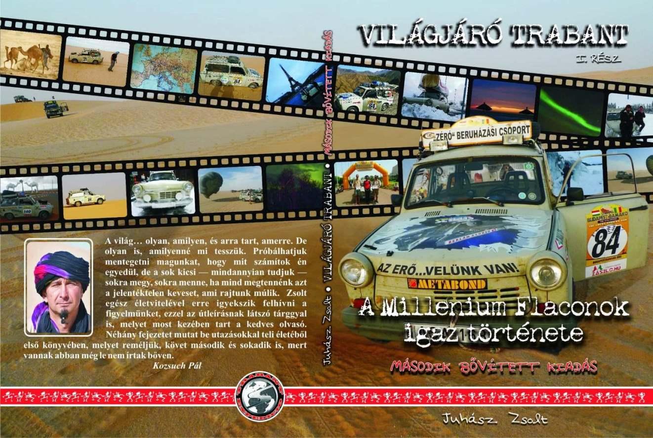 Világjáró trabant könyvbemutató 2.0