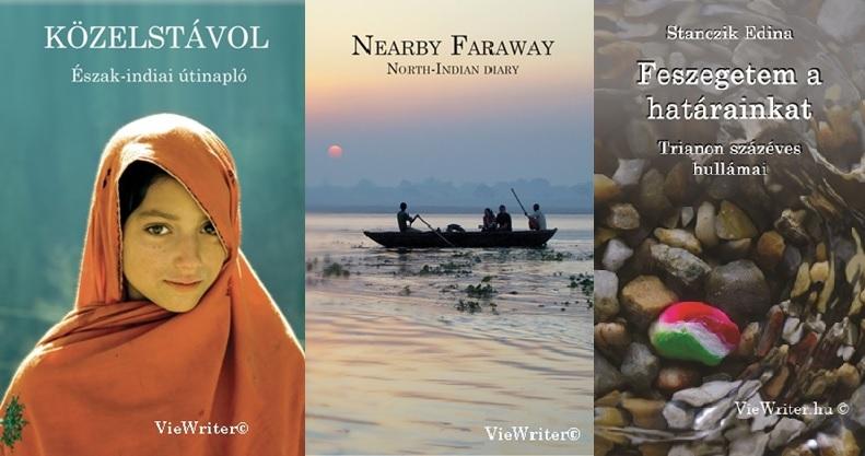 Könyvajánló: Stanczik Edina könyvei